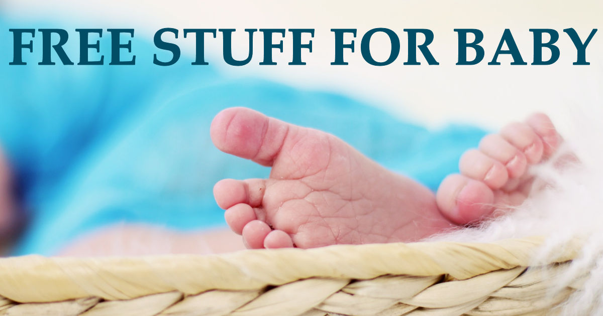 Websites to sign up for free baby stuff