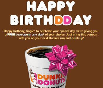 Best birthday club freebies