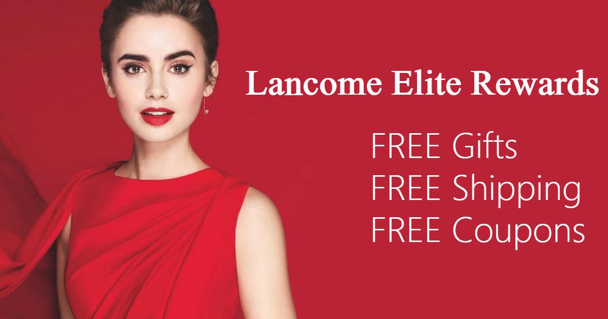 Lancome coupon code
