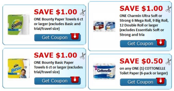 picture regarding Charmin Coupon Printable identified as Those people Large-Really worth Discount codes are Back again Print These days - Printable
