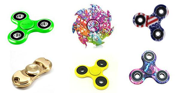 Fidget Spinner RoundUp - ALL S...