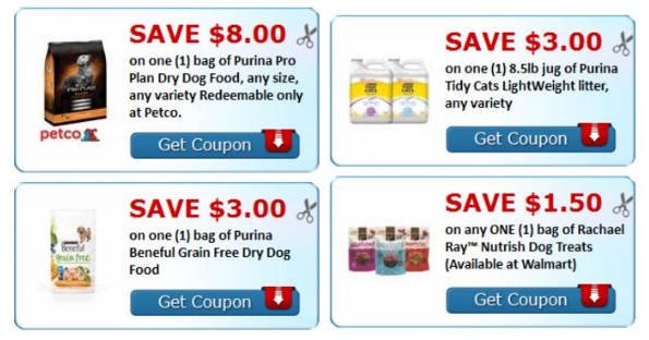 High Value Pet Coupons Print Now Printable Coupons