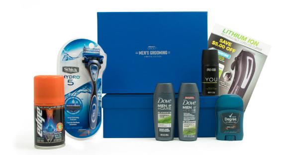 Free Men S Grooming Box At Walmart Just Pay Shipping Daily Deals Coupons