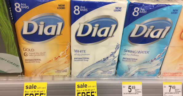 graphic regarding Dial Printable Coupon called Dial Bar Cleaning soap for $2 at Walgreens - Printable Discount coupons