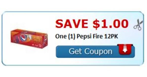 Pepsi coupons printable