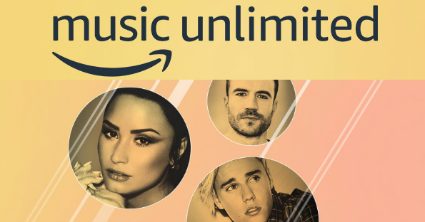 FREE Amazon Music Unlimited Tr...