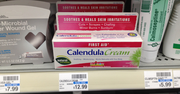 free moneymaker calendula cream at cvs