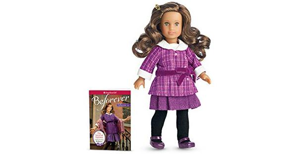 $11.63 (Reg $24.99) American Girl Rebecca Mini Doll & Book