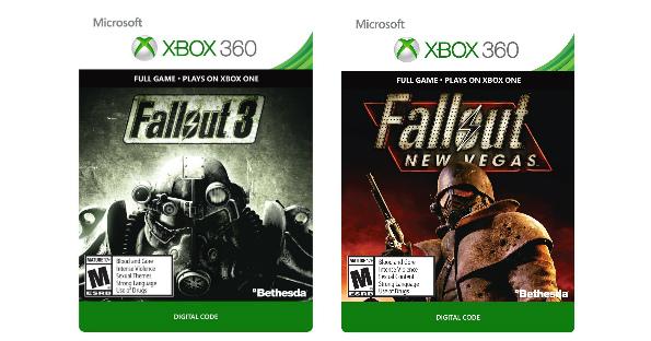 Fallout 3 & Fallout: N...
