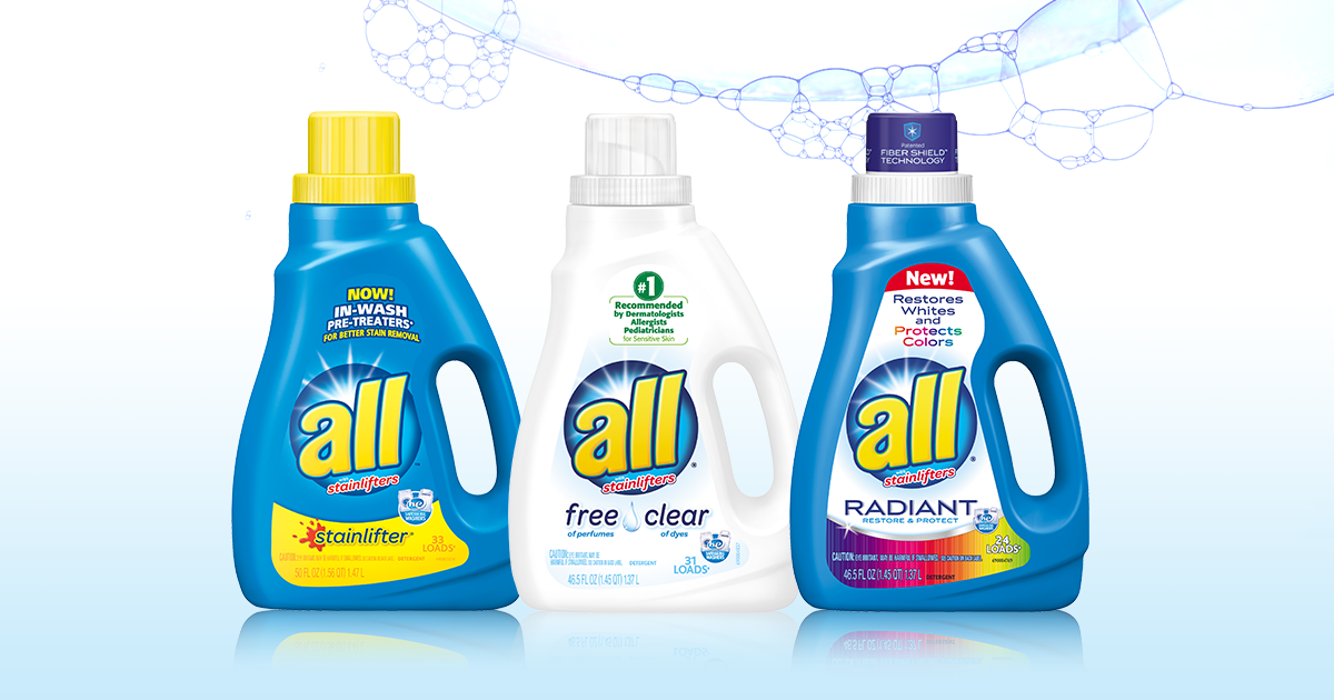 Score 2 Off All Brand Laundry Detergent Products