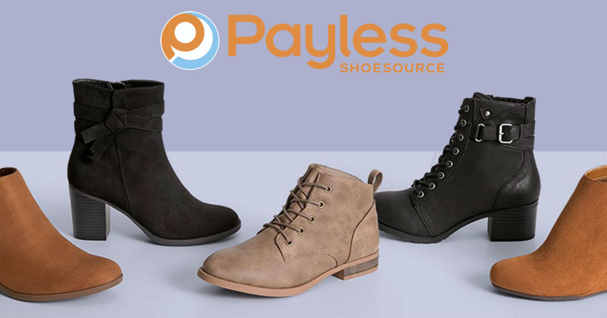 2fc07f74d71 Up to 60% off + FREE Shipping: Payless Season Clearance - Daily ...