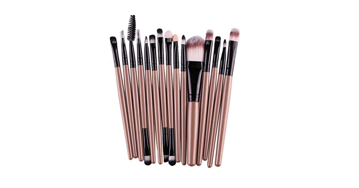Gift yourself (or a friend) with these super cute and super cheap brushes!