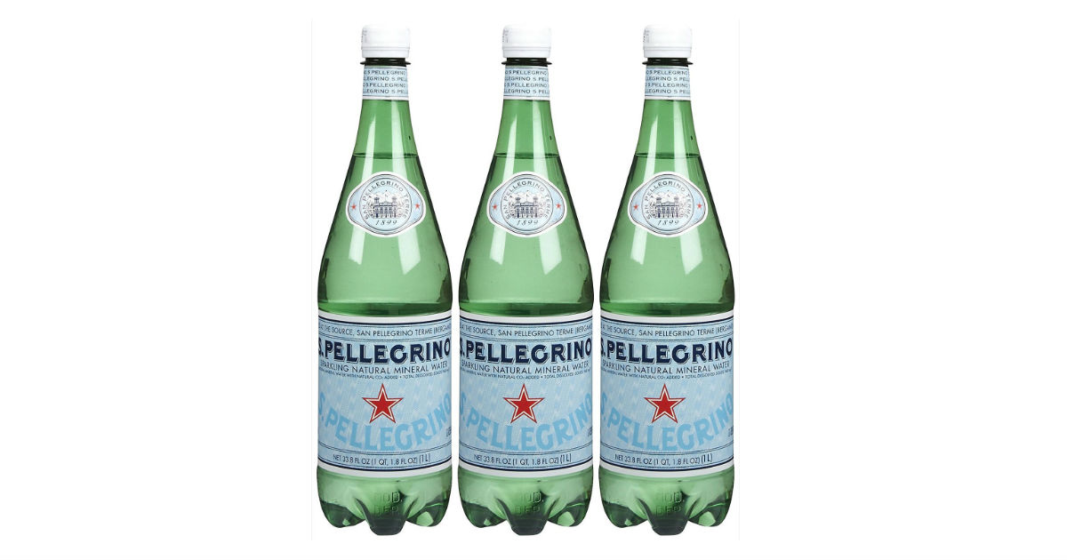 Save 58% on San Pellegrino!