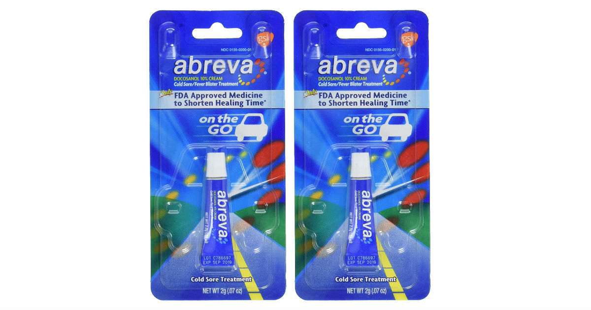 image relating to Abreva Coupons Printable identified as Conserve Just about $15 upon Abreva at CVS - Printable Discount coupons