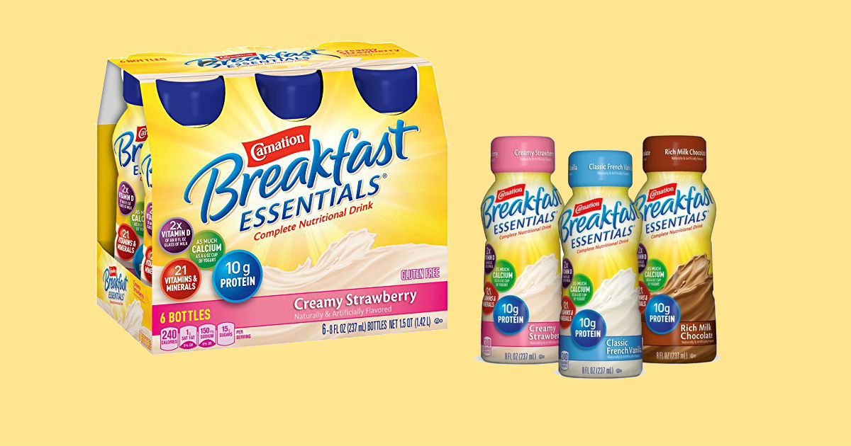 Save big on your Breakfast Essentials.