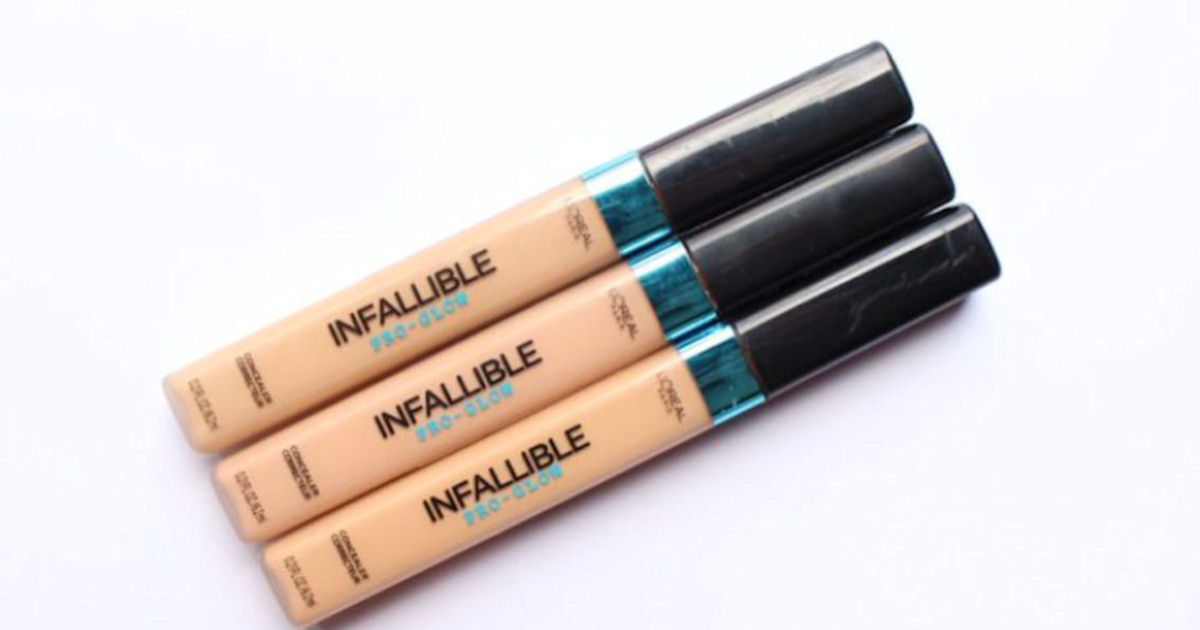 Free L'Oreal Infallible Pro-Glow Concealer