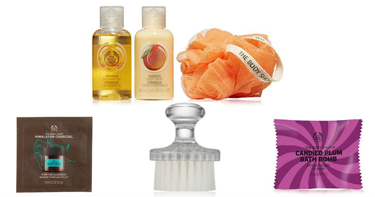 Under $5: The Body Shop Goodie...