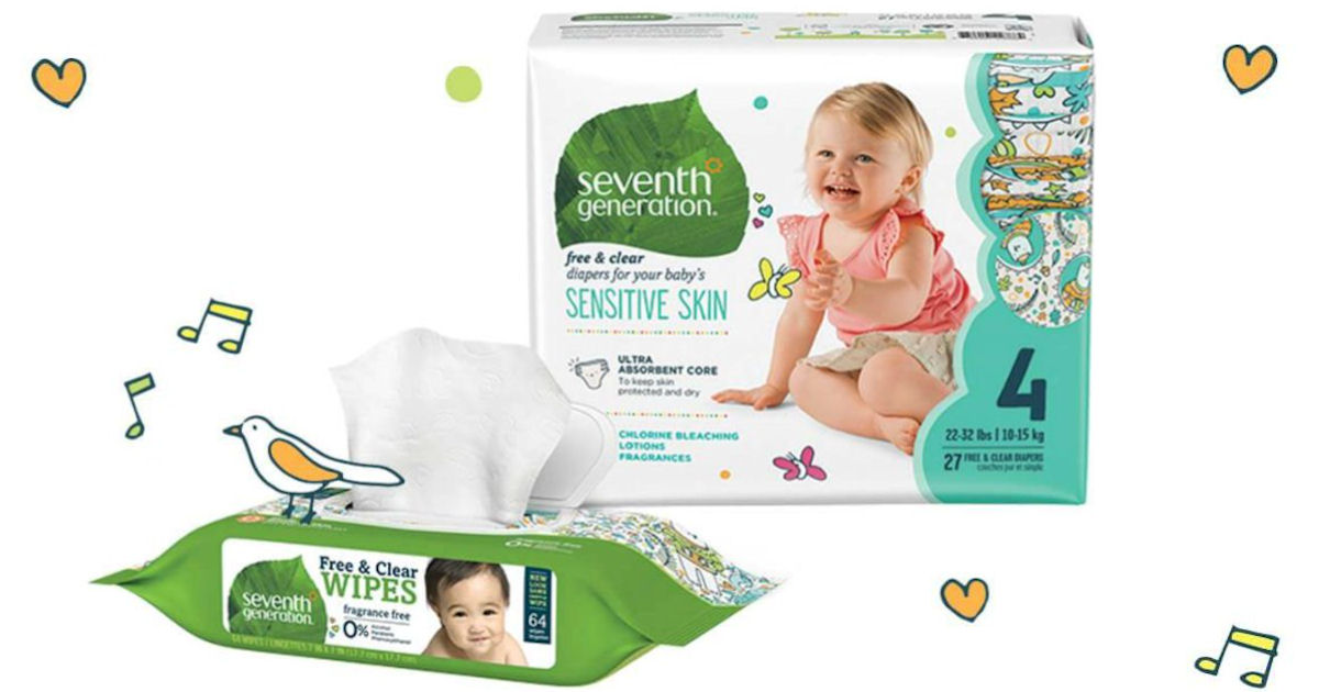 Free Seventh Generation Samples