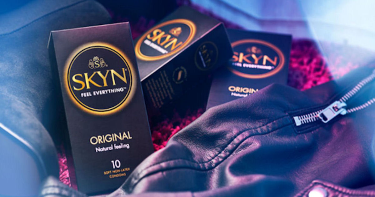 Free SKYN Original Natural Feel Condom