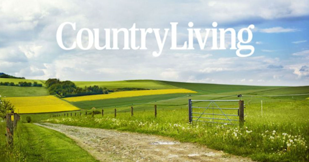 Receive Country Living Special Perk Offers