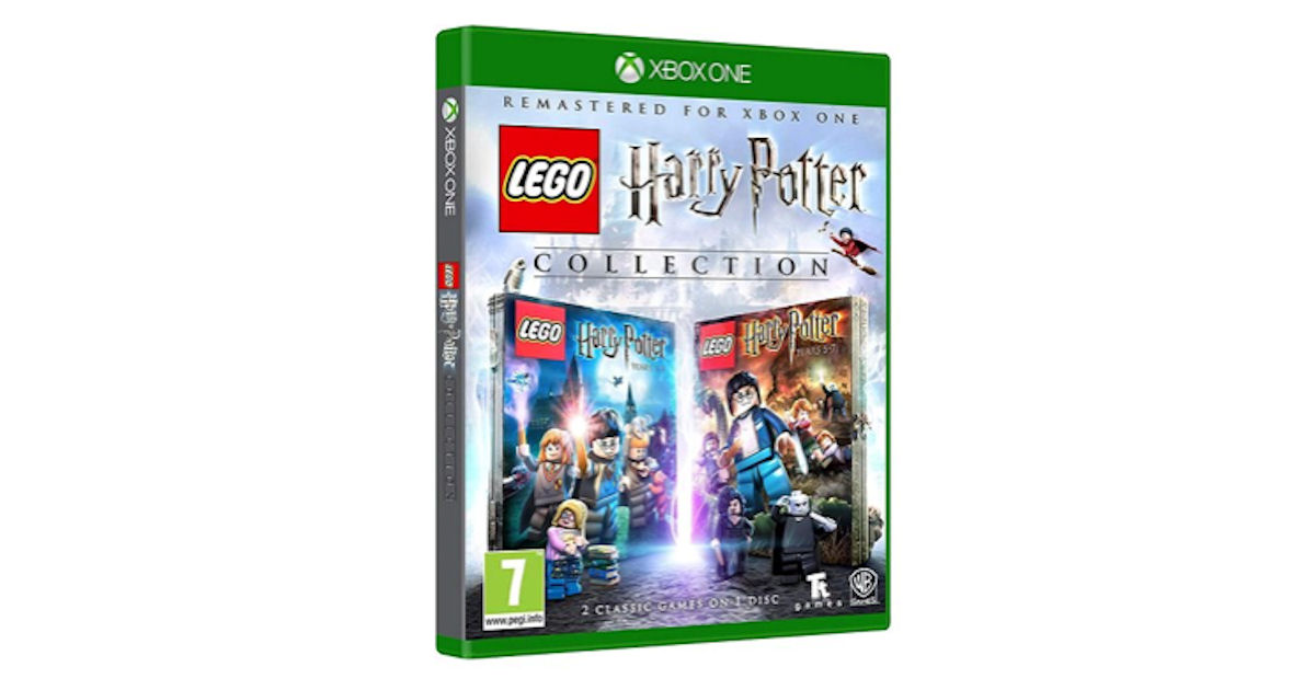 LEGO Harry Potter Collection Xbox One Only $17 - Daily Deals