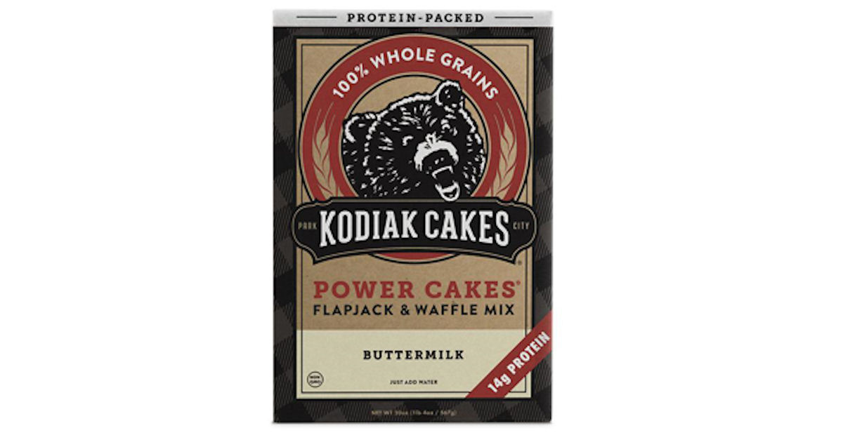 Free Box of Kodiak Cakes