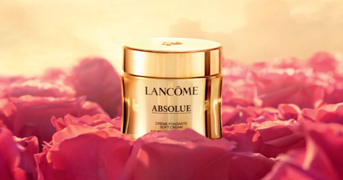 Free Sample of Lancome Absolue Soft Cream