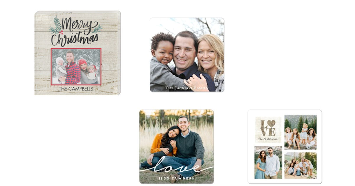 3 FREE Shutterfly Personalized Photo Magnets + Free Shipping