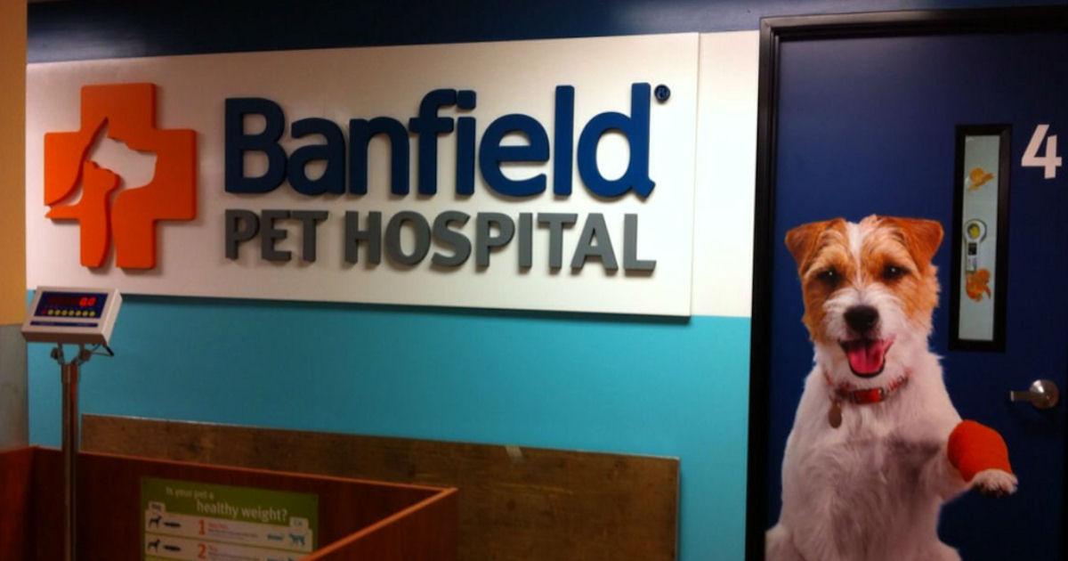 Banfield Pet Hospital FREE Off...