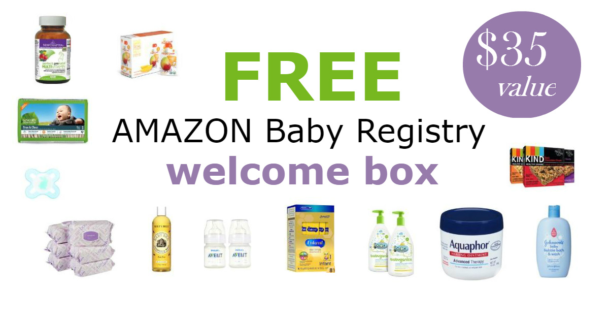 Amazon Baby Registry Welcome B...