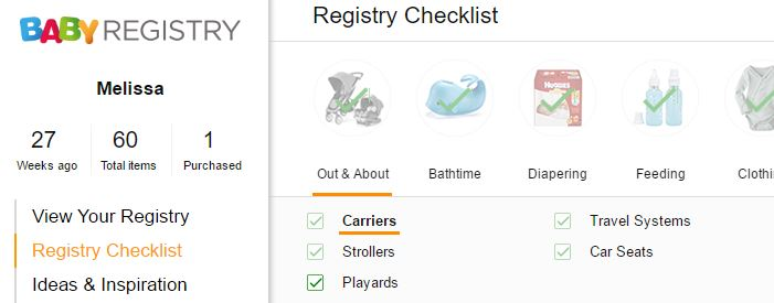 Free Amazon Baby Registry Welcome Box Available Again