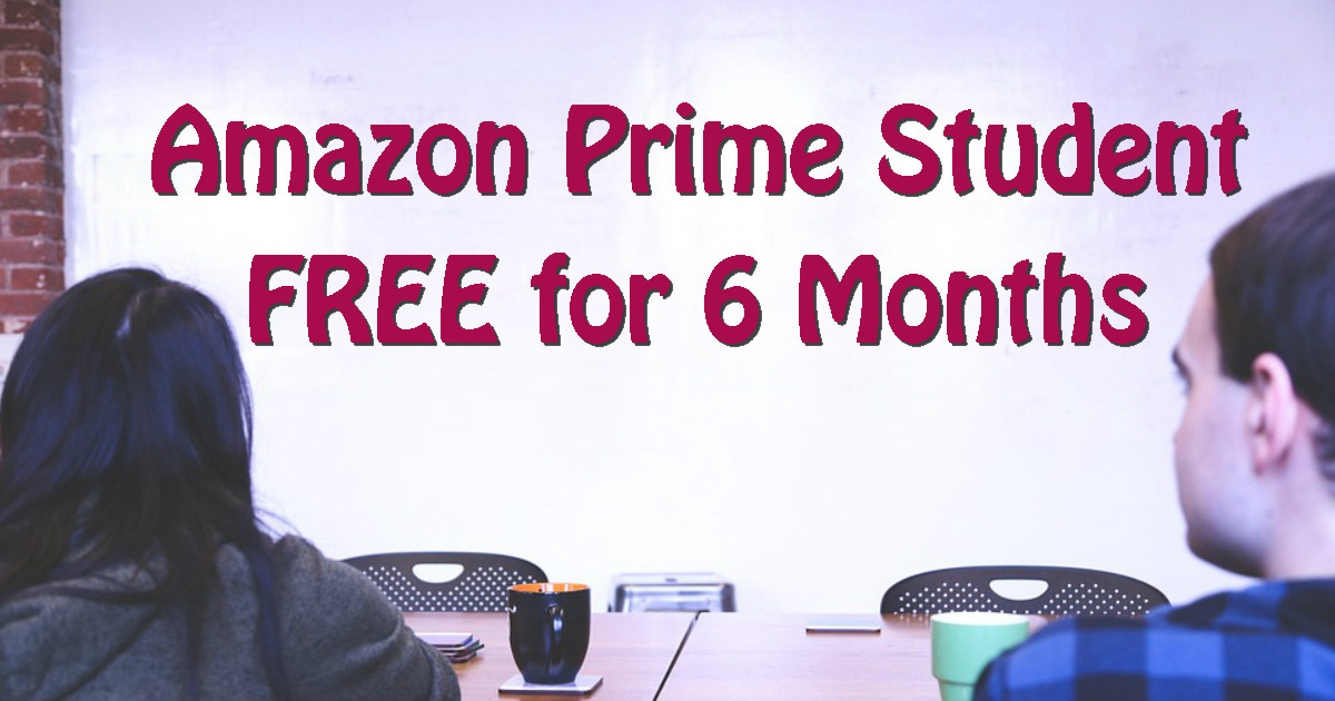 FREE Amazon Prime for College.