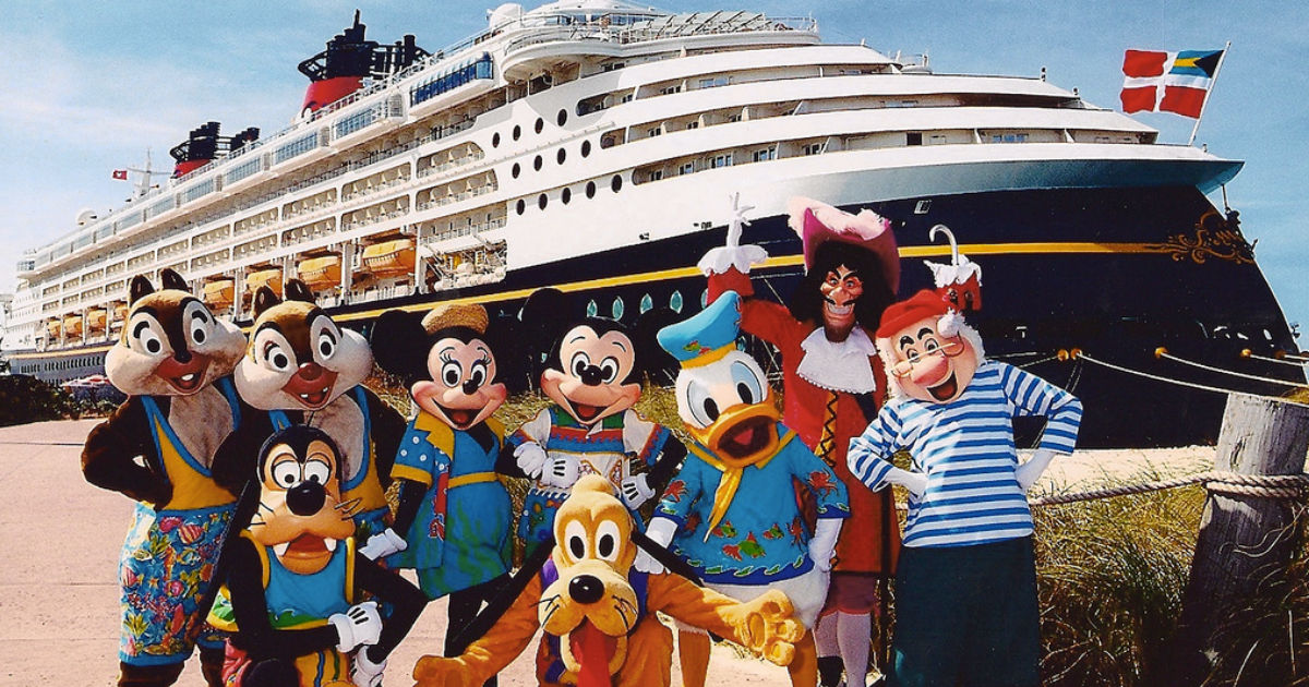 Below is an up-to-date list of all Disney cruises with military discounts