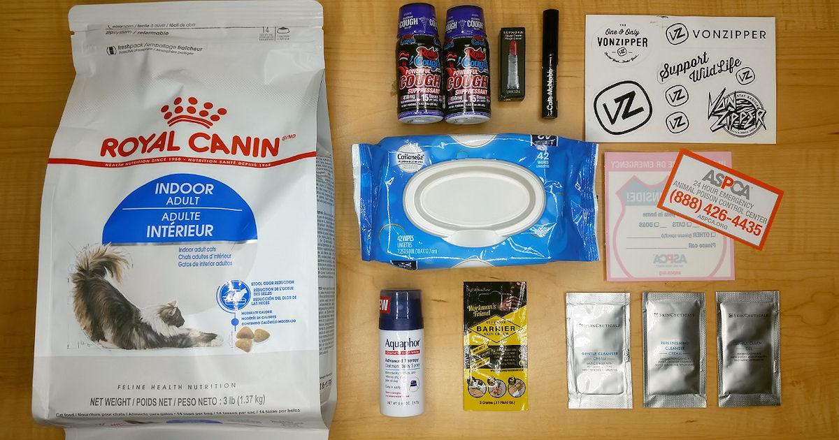 FREE Sample Mail Call for May