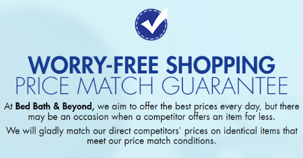 Bed Bath And Beyond Manufacturer Coupon Policy