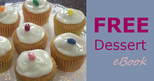 Free Dessert Ideas for Parties eCookbook