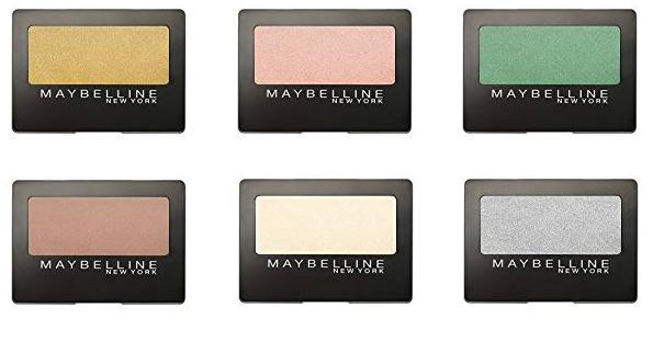 Maybelline Eye Shadows $0.99 S...
