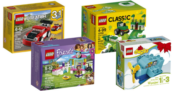 Lego kits under 499 shipped daily deals coupons amazon has several lego lego duplo kits on sale for under 500 shipped perfect addition to an easter basket or gift bag amazon prime members score free negle Choice Image