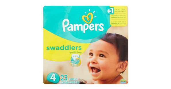 Pampers brand coupons