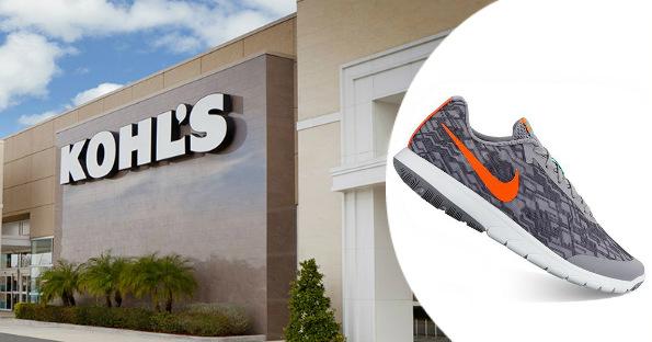 shoe sale at kohls
