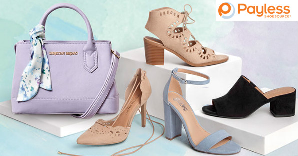Payless Shoes - Buy One Get One 50% Off Sale - Daily Deals & Coupons