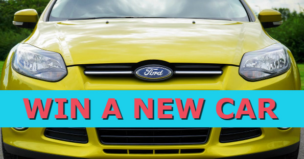 Win A Car Sweepstakes >> Want A New Car For Free Enter These Sweepstakes Now Free