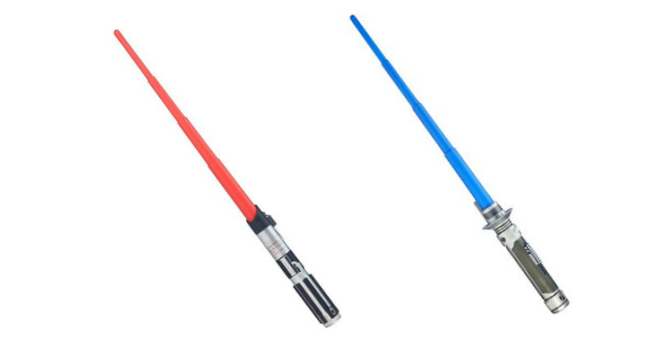 Star Wars Light Saber Only $5.