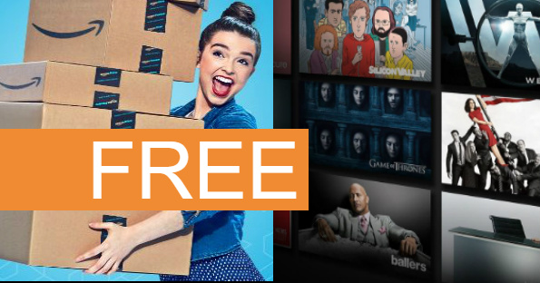 FREE 6 Months Amazon Prime Membership Trial for Students