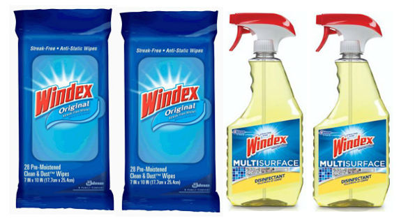 photograph regarding Windex Printable Coupon referred to as Windex at Walgreens for $1.25 with Coupon codes - Printable Discount coupons