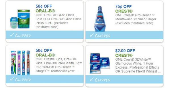 photograph about Crest Printable Coupons named Oral Treatment Discount codes, Print These days - Printable Coupon codes
